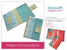 LULUs nursing / diaper bag pattern