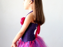 Crochet Tutu Dress Pattern