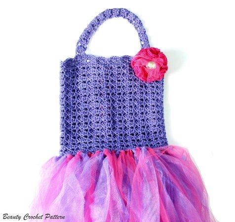 Crochet Tutu Dress Pattern