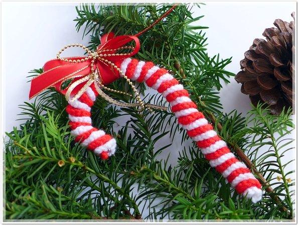Gratis zuckerstange h keln weihnachtsdeko for Weihnachtsdeko bilder gratis