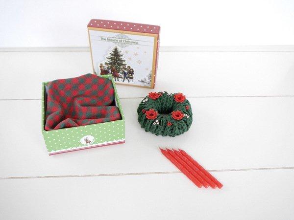 h kelanleitung adventskranz to go weihnachtskranz f r. Black Bedroom Furniture Sets. Home Design Ideas