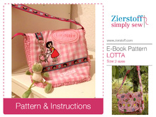 LOTTAs day (nursery) bag pattern