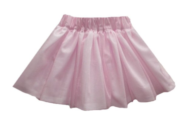 E-Book for a pretty and trendy Tulle skirt