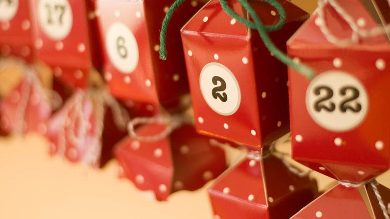 Geschenkverpackung selber machen adventskalender - Wanddekoration ka che selber machen ...