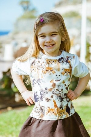 DANAs dress, sizes 62-104 / 6 mo. – 4/5 yrs. / Instant Download