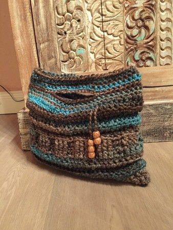 Tasche häkeln // Vintage-Style // alle Größen