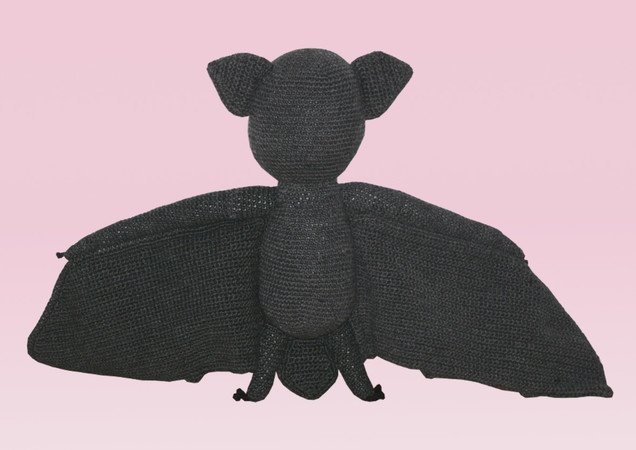 Crochet Pattern Betty the bat