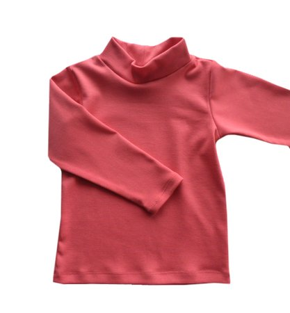 MICKYs slim-fit T-shirt, long or short sleeves & turtleneck , sizes 62-104 / 6 mo. – 4/5 yrs. / Instant Download