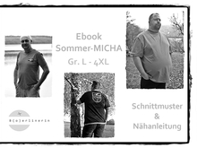 Kombi-E-Book 3in1 Micha Shirts&Jogginghose L/XL-4XL/5XL
