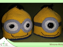 Süße Erdmännchen Mütze