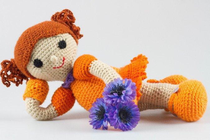 Häkelanleitung Amigurumi Puppe Casey Diy Amigurumi Doll