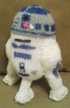 R2D2 aus Star Wars