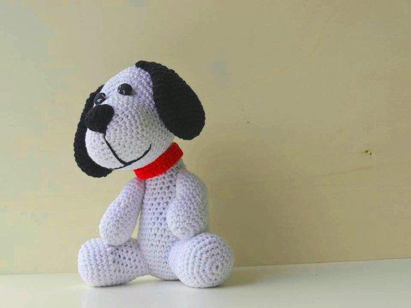 Hund hakeln--Welpe hakeln--Amigurumi//Deko DIY