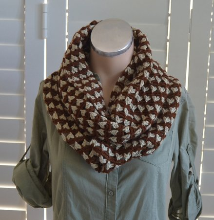 Loving Heart Scarf & Headband