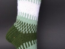 Socks in three colours,  size EUR 38/39