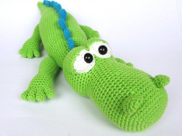 Alfred amigurumi crochet pattern crocodile alfred amigurumi crochet pattern dt1010fo
