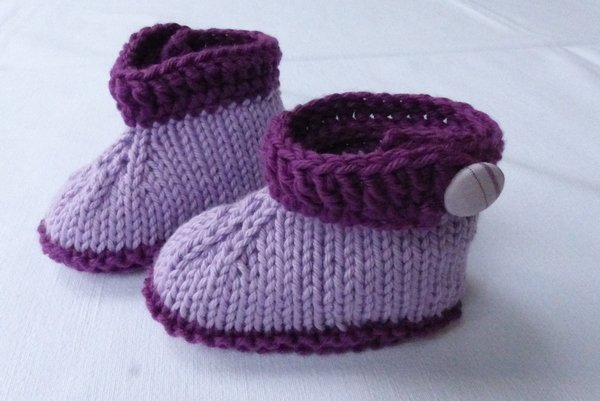 baby booties stricken sch ne baby stiefel. Black Bedroom Furniture Sets. Home Design Ideas