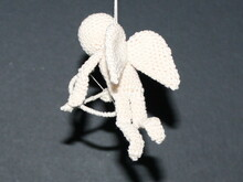 crochet pattern angel amor