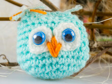 Free Crochet Pattern Animal Owl