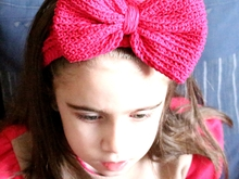 Crochet Headband Pattern, Bow Headband Baby, Bow Headband Women, Crochet Bow Headband Pattern, Crochet Headwrap Pattern, Crochet Head warmer