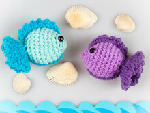 Crochet Amigurumi Fish Pattern