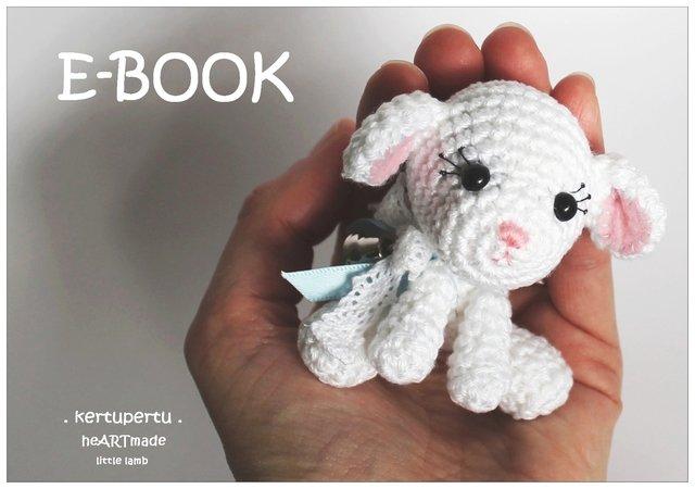 Amigurumi For Dummies Book : Lamb amigurumi
