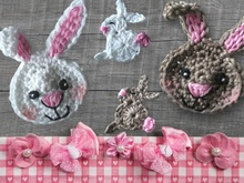 Tutorial Crochet Rabbit Application