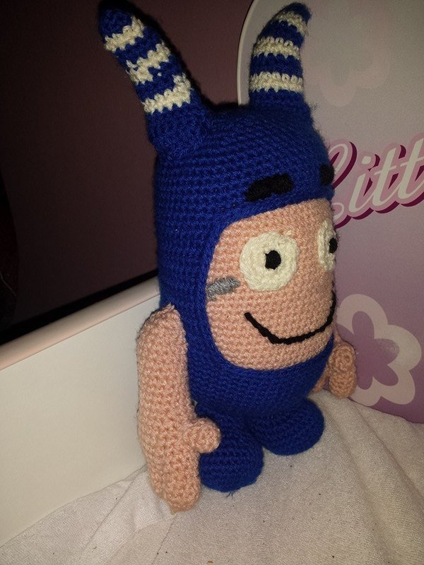 Crochet Patterns In English : Oddbods Amigurumi English Pattern