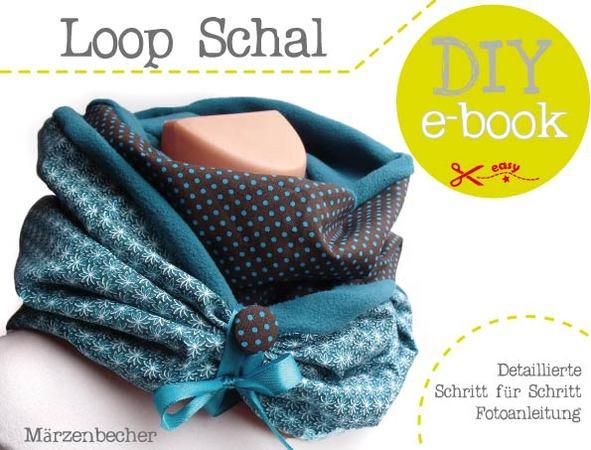 Loop Nähen Schal Auch Für Anfänger