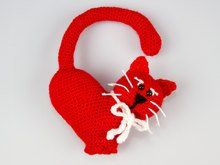 Crochet Pattern Kitty Cat