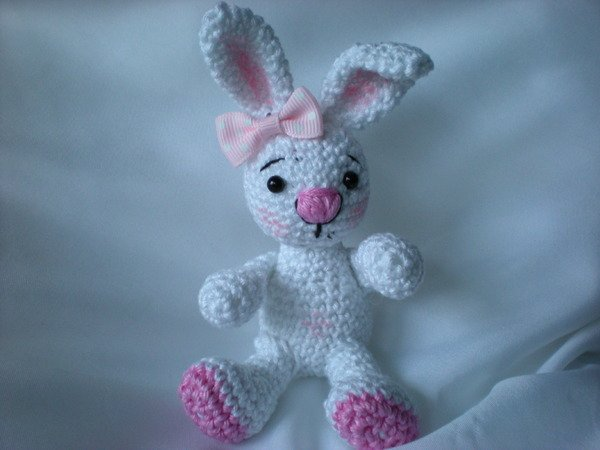 Amigurumi Easter Bunny Pattern : Bunny Amigurumi Pattern, Easter Rabbit Crochet Pattern