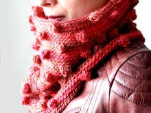 Crochet Cowl Pattern, Cowl Pattern, Cowl Neck Pattern, Circle Scarf, Cowl Neck Scarf, Crochet Neckwarmer, Neckwear for Women, Neck Scarf