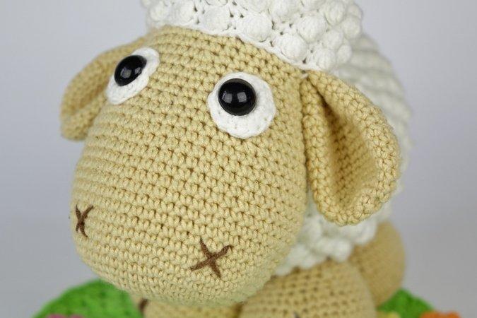Lamb Lucky And Sheep Wolli Crochet Pattern