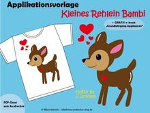 "Applikationsvorlage ""Bambi"""