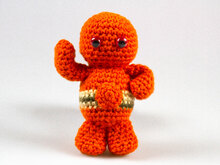 Amigurumi Doll Star Wars Figure Crochet Pattern DIY