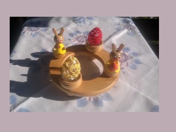 Ostereier Häkeln Osterschmuck