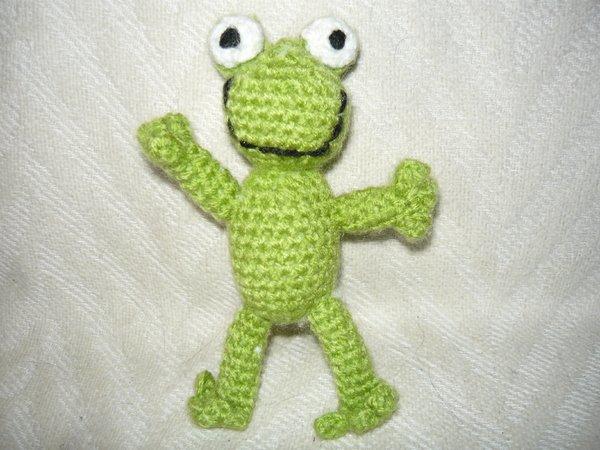 Gratis Frosch Häkeln Gute Laune Amigurumi