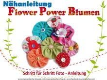 Flower Power Blumen