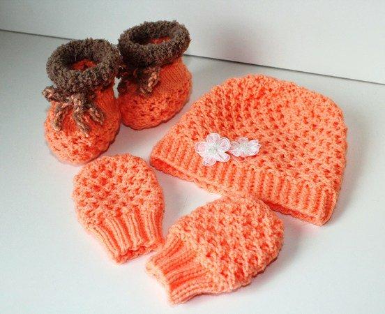 baby m tze stricken baby schuhe handschuhe. Black Bedroom Furniture Sets. Home Design Ideas