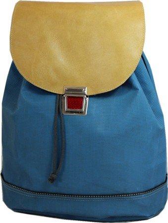 Nähanleitung und Schnittmuster: Rucksack oder Beuteltasche
