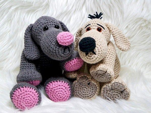 ines-seibel hat Geburtstag / gratis Hunde, Katzen und Tiere häkeln ...