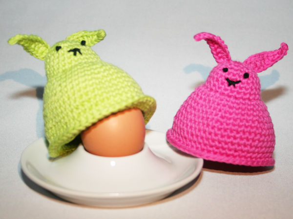 Bunny - Egg Cozy - Shelf Sitter - Crochet Pattern