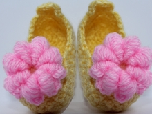 Baby Ballerina Shoes Free Pattern