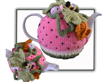Watermelon Mouse Tea Cosy
