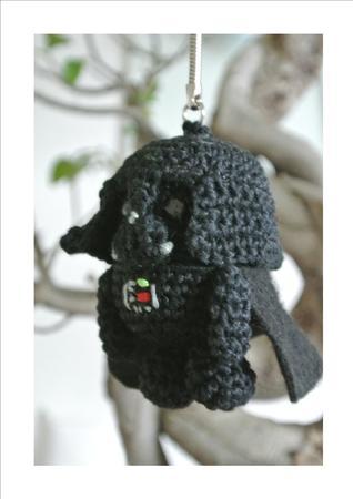 Kombiangebot R2d2 Darth Vader Häkeln
