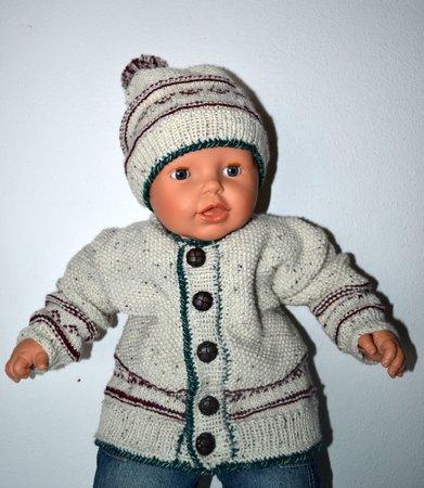 Baby Trachten Jacke Mit Mütze