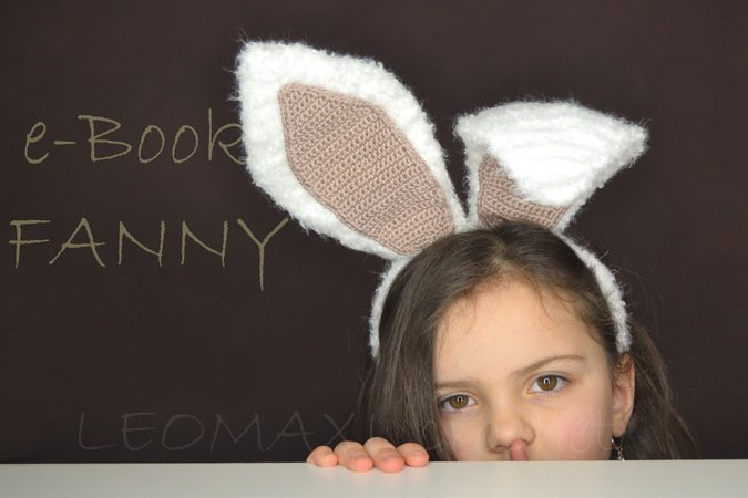 Fanny Hasenohren Haarreif Mit Hasenohren Fasching Oder Ostern