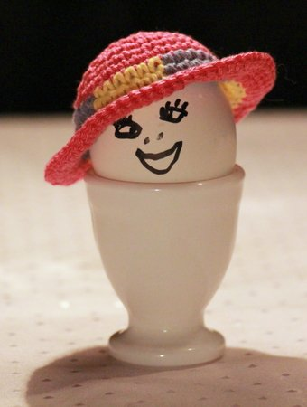 Funny egg hats - For Easter and always! Egg warmers