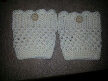 Boot Cuffs Pattern