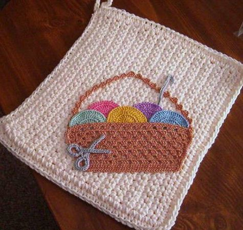 Crochet Anyone Potholder